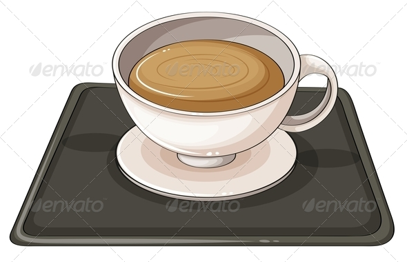 GraphicRiver Cup of Hot Coco 8051143