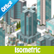 Isometric Building - Office - GraphicRiver Item for Sale