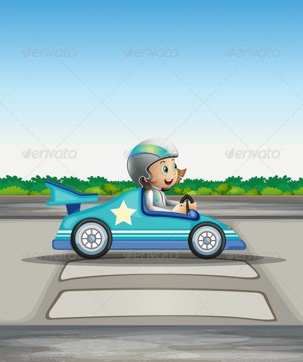 GraphicRiver Racing 8051699