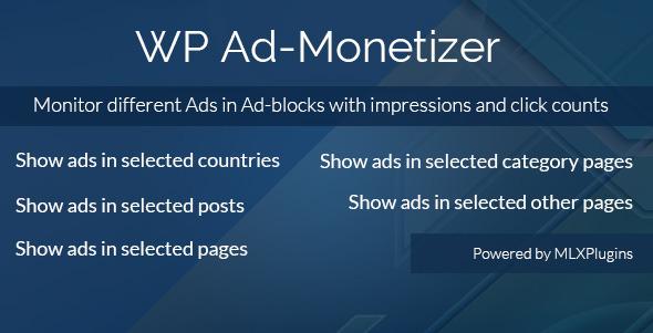 WP Ad-Monetizer