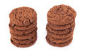 Two stack chocolate chip cookie - PhotoDune Item for Sale