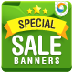 Football Special Banners - GraphicRiver Item for Sale