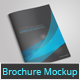Realistic Brochure Mockup - GraphicRiver Item for Sale