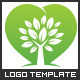 Nature Love - Logo Template - GraphicRiver Item for Sale