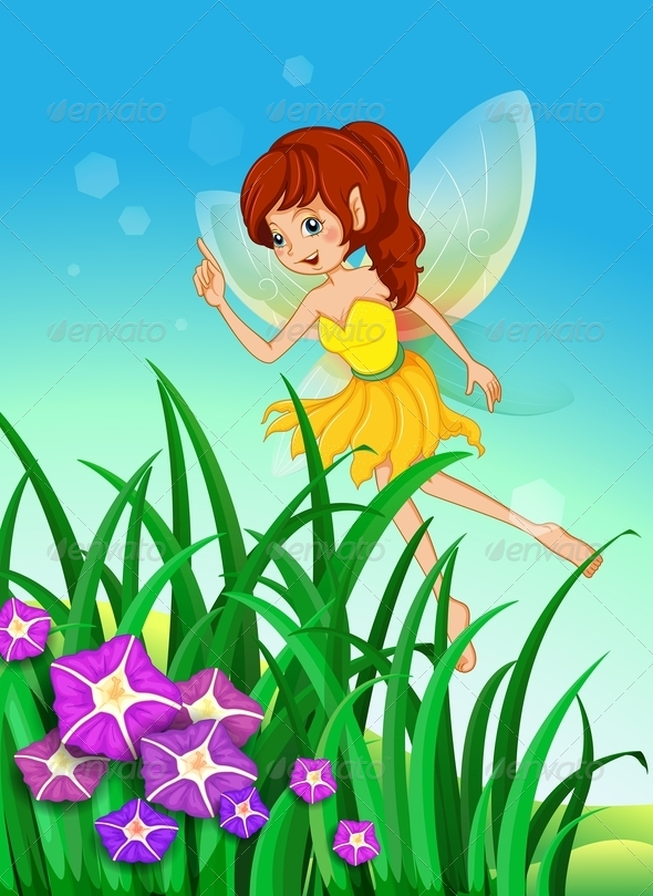 GraphicRiver Fairy 8052776