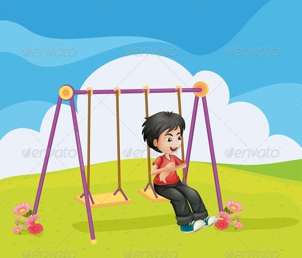 GraphicRiver Swing 8053020