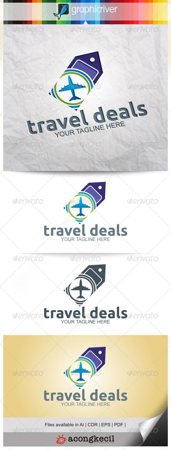 GraphicRiver Travel Deals 8054693