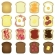 Set of Toasts  - GraphicRiver Item for Sale