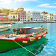 Boat. Agios Nikolaos. Crete - PhotoDune Item for Sale
