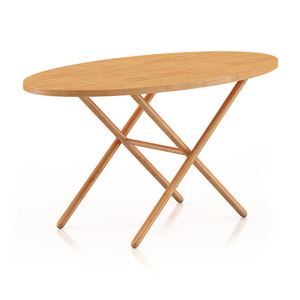 3DOcean Wooden Table 8055610