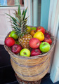 Basket of fruit - PhotoDune Item for Sale