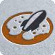 Rocket Moon Logo - GraphicRiver Item for Sale