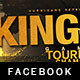 King of the Hill Facebook Timeline Cover Template - GraphicRiver Item for Sale