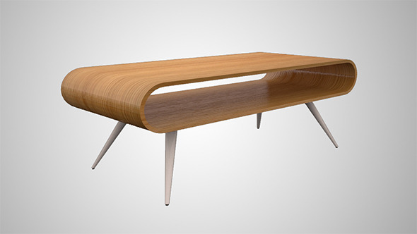 3DOcean Tea Table 8056781