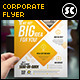 Modern Corporate Flyer / Magazine Ads - GraphicRiver Item for Sale