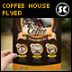 Modern Coffee House Flyer / Magazine Ads - GraphicRiver Item for Sale