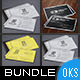 Bundle - Construction Business Card - GraphicRiver Item for Sale