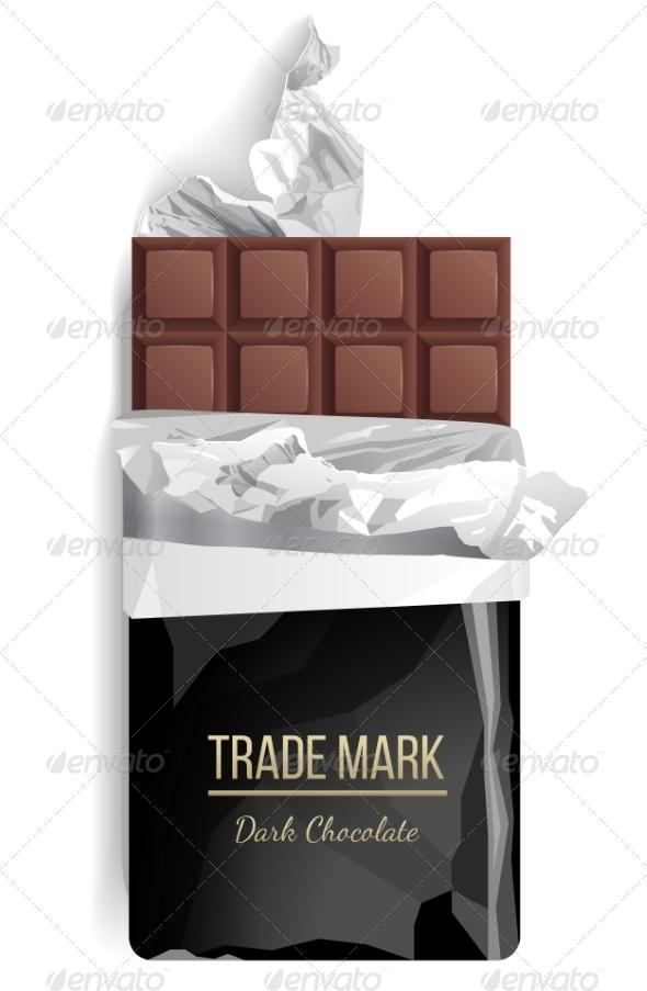 GraphicRiver Chocolate Bar 8056860