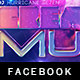 Creation Music Facebook Timeline Cover Template - GraphicRiver Item for Sale