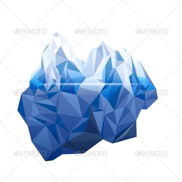 GraphicRiver Iceberg 8056967