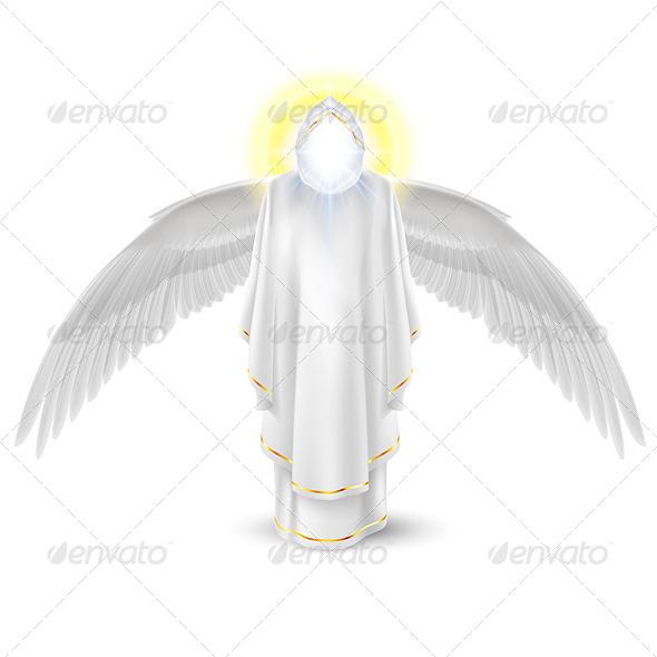 GraphicRiver White Angel 8057037
