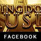 Kingdom Music Facebook Timeline Cover Template - GraphicRiver Item for Sale