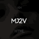 MJ2V - 婚禮主題 - 結婚網站模板