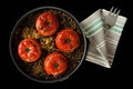 Tomatoes Stuffed Rice Chard - PhotoDune Item for Sale