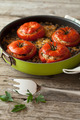 Rice Chard Baked Tomatoes - PhotoDune Item for Sale