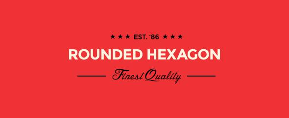 RoundedHexagon
