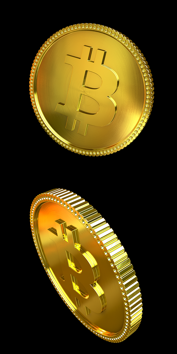 Bitcoin - 3DOcean Item for Sale
