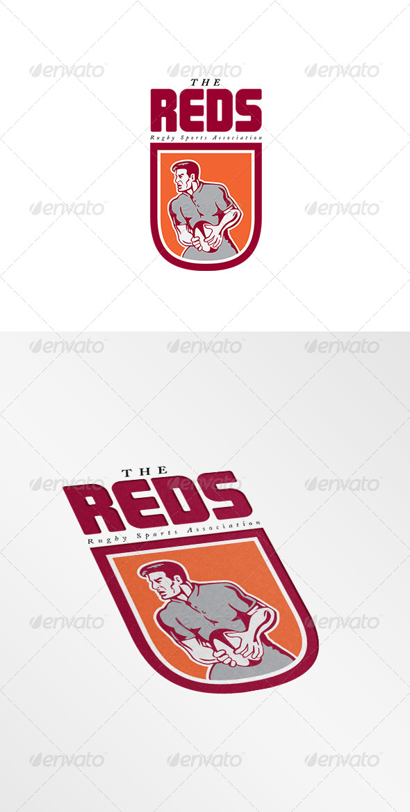 GraphicRiver The Reds Rugby Association Logo 8058423