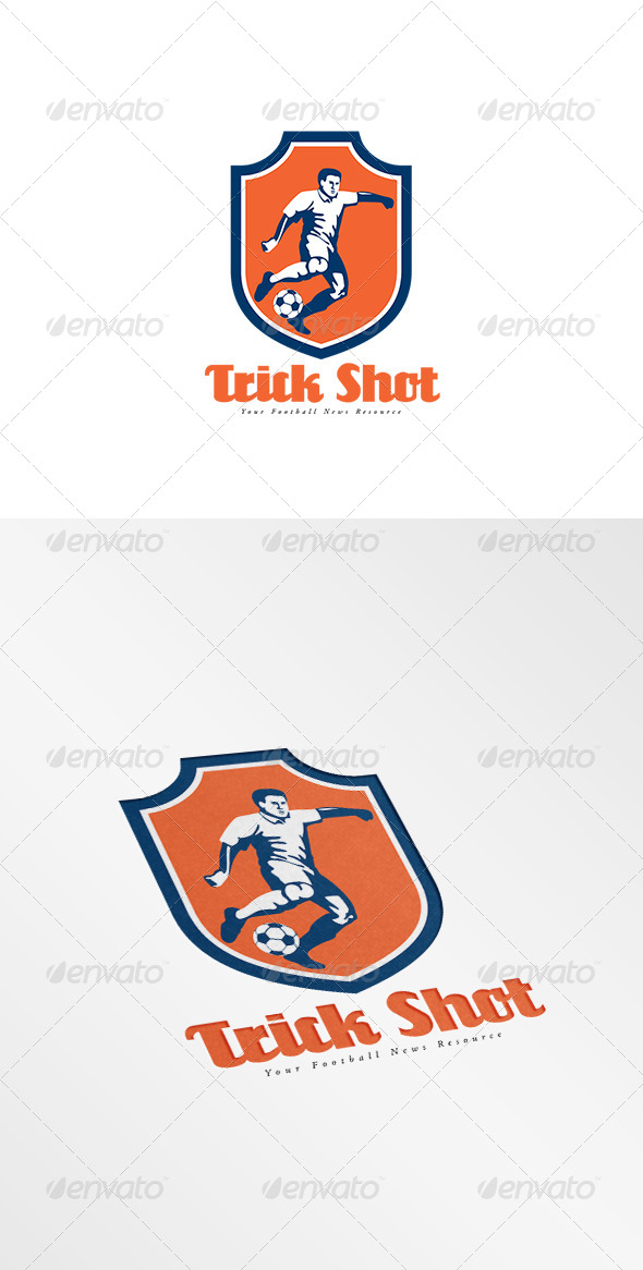 Trick Shot Football News Resource Logo