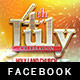 4th of July Facebook Timeline Cover Template - GraphicRiver Item for Sale