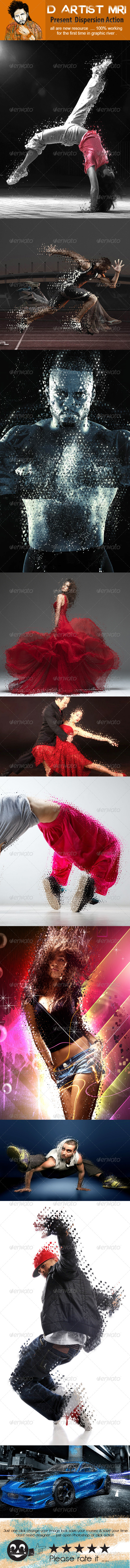 GraphicRiver Dispersion Action 8058815
