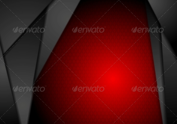 GraphicRiver Vark Vector Tech Background 8059660