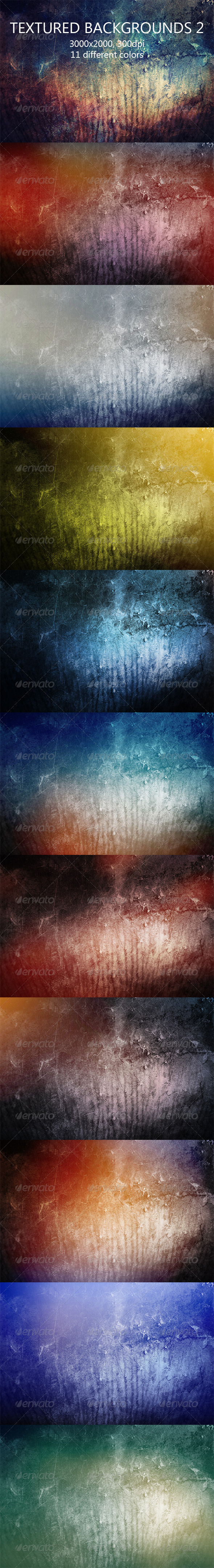 GraphicRiver Textured Backgrounds 2 8060153