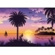 Tropical Sea Landscape - GraphicRiver Item for Sale