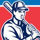 Baseball Shield - GraphicRiver Item for Sale