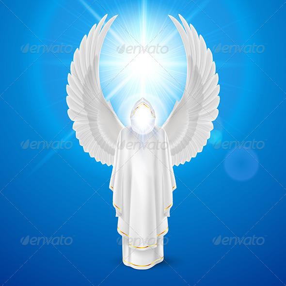 GraphicRiver White Angel 8060647