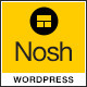 Nosh - Restaurant and Bar WordPress Theme - ThemeForest Item for Sale