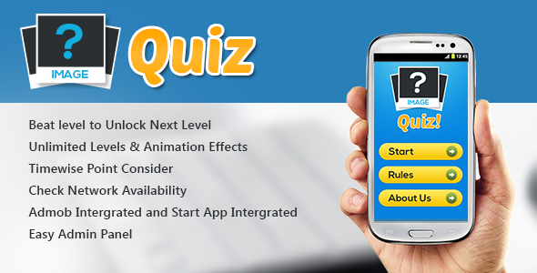 CodeCanyon Image Quiz 8061009