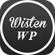 Wisten - Wordpress One Page Parallax Theme - ThemeForest Item for Sale
