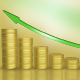 Coin - Financial Growth - VideoHive Item for Sale