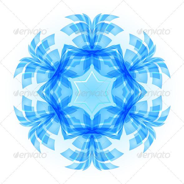 GraphicRiver Snowflake 8061381