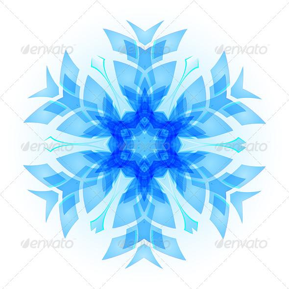 GraphicRiver Snowflake 8061503