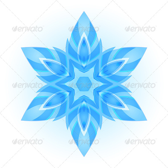 GraphicRiver Snowflake 8061504