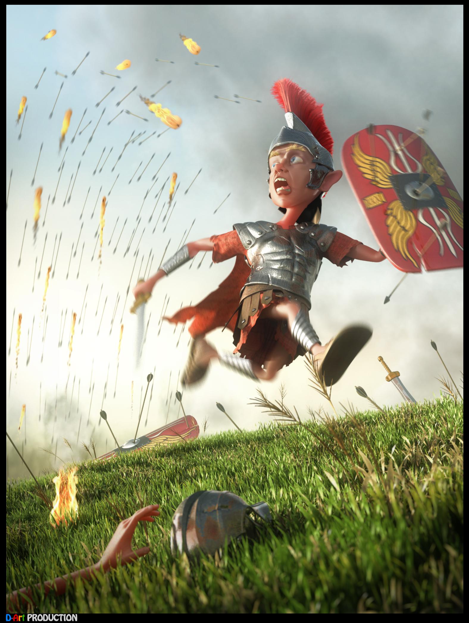 Roman Run