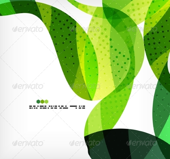 GraphicRiver Colorful Abstract Flowing Shapes 8062588