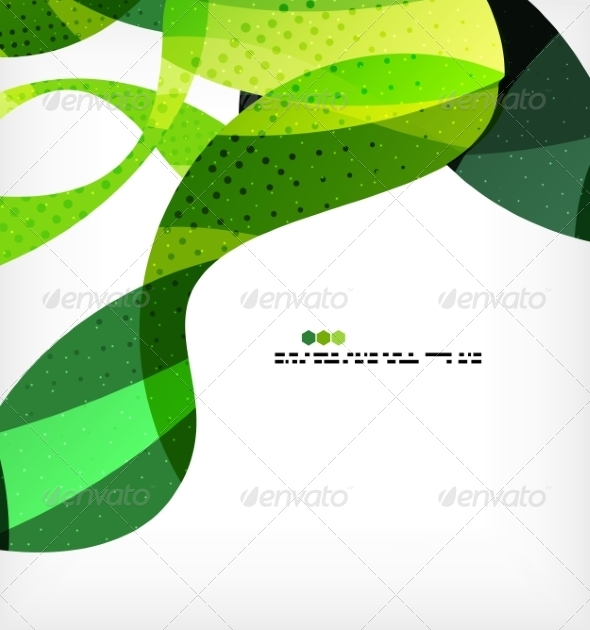 GraphicRiver Colorful Abstract Flowing Shapes 8062591